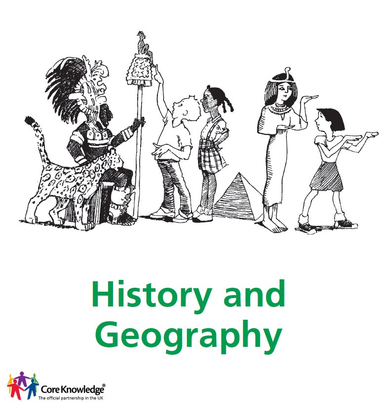 children exploring histroy and geography - cover image