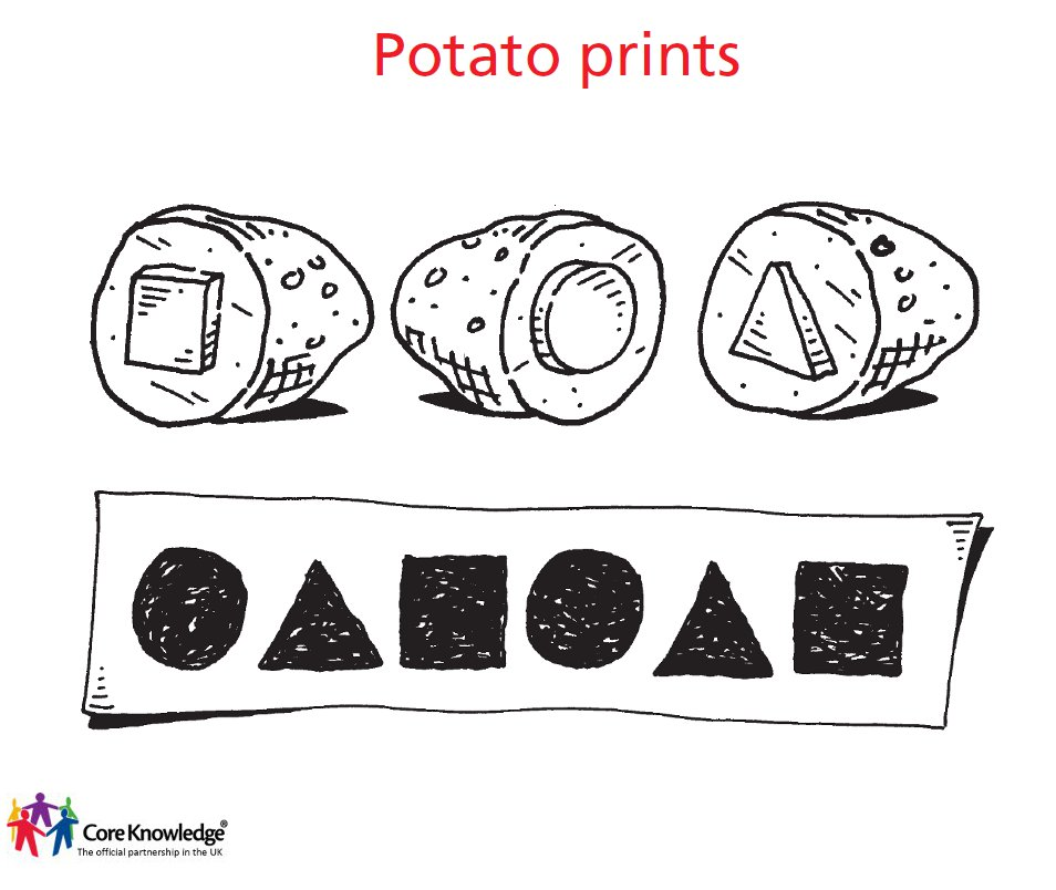 potato prints 2